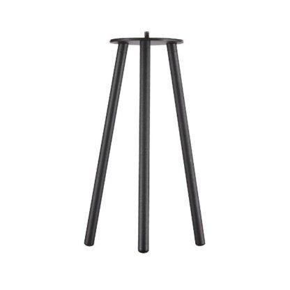 czarna podstawa stołowa