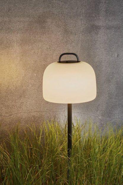 lampa ogrodowa na akumulator