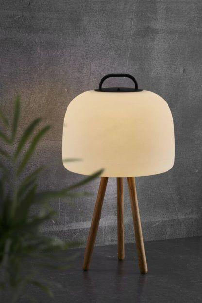 lampa stołowa na taras skandynawska