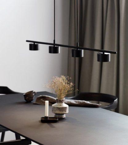 nowoczesne oświetlenie stołu led