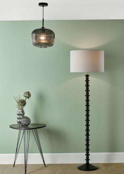 lampy do miętowego salonu