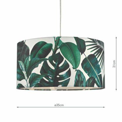 lampa w liście