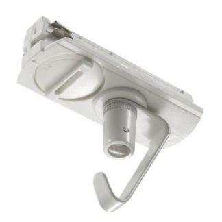 Adapter do systemu szynowego Link - biały