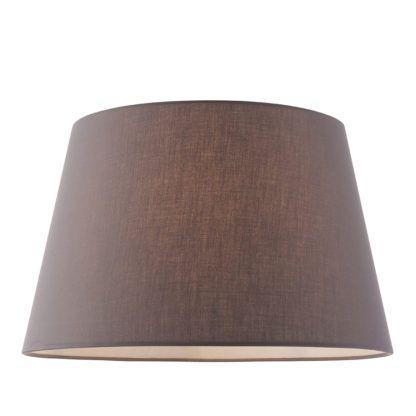 bawełniany abażur lampy stołowe