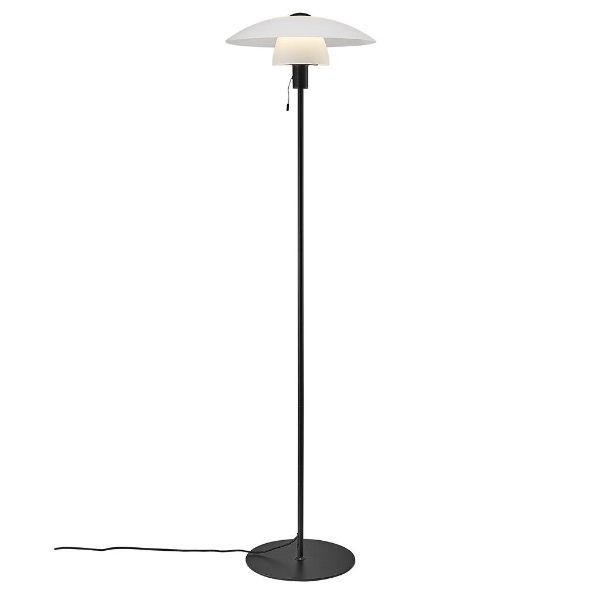 lampa podłogowa lampion