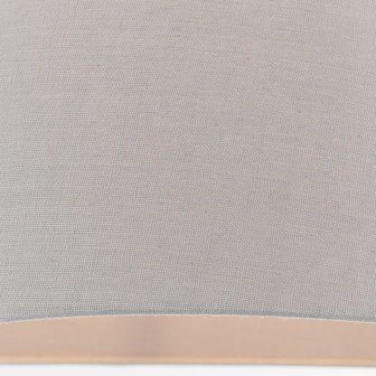 kremowy abażur bawełna