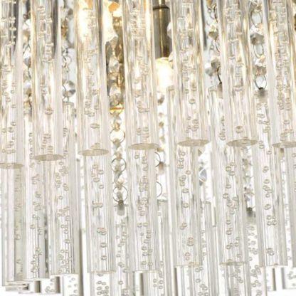 lampa glamour szklane klosze