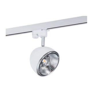 Biała lampa sufitowa Profile Vespa - system szynowy