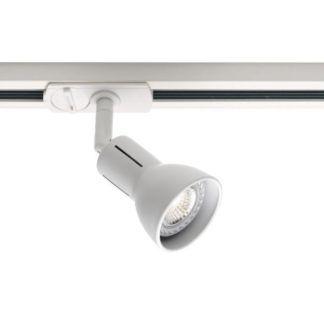 Szynowy reflektor sufitowy Link Munin - biały