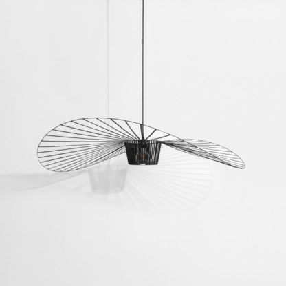 designerska lampa parasol
