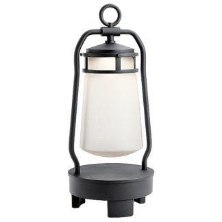 Przenośna latarnia ogrodowa Lyndon - Bluetooth