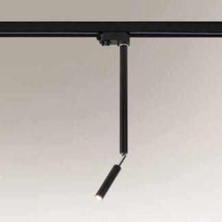 Lampa wisząca Kosame - czarna, Profile Shilo