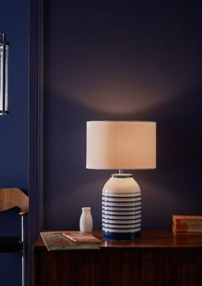 lampa stołowa styl marynistyczny