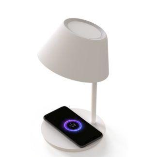 Inteligentna lampa stołowa Staria Pro - ładowanie indukcyjne, LED