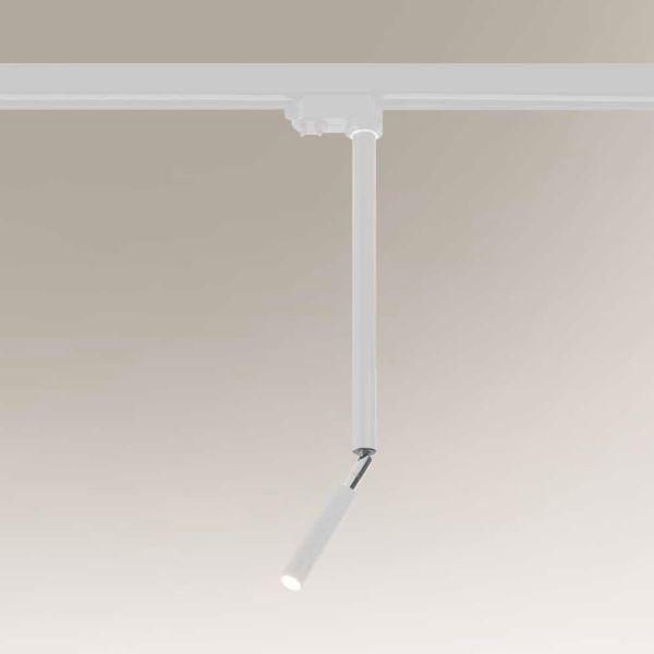 Lampa wisząca Kosame - biała, Profile Shilo