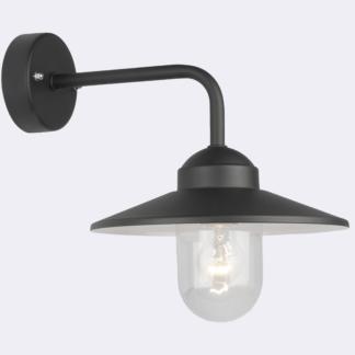Kinkiet zewnętrzny Vansbro - czarny, IP55