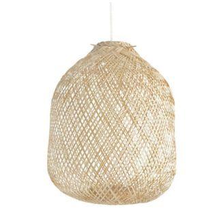 Lampa wisząca Bali - bambusowa, boho