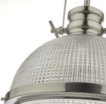 lampa wisząca industrialny klosz