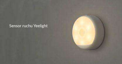 lampa z czujnikiem ruchu