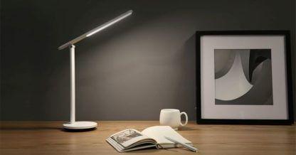 lampka led biała nowoczesna