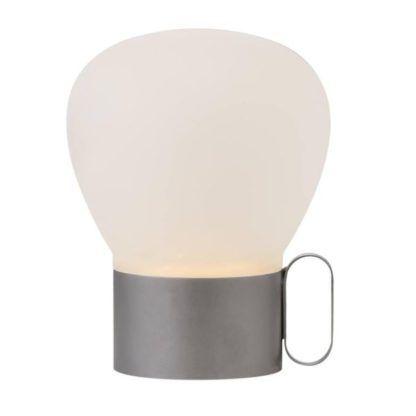 mobilna nowoczesna lampa stołowa