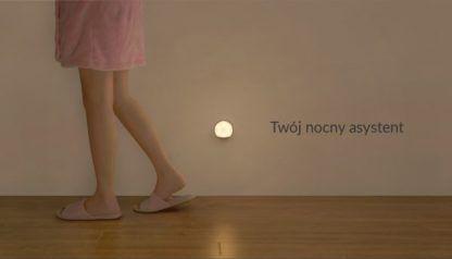 nocne światło komunikacyjne