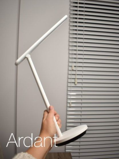 nowoczesna lampa biurkowa led