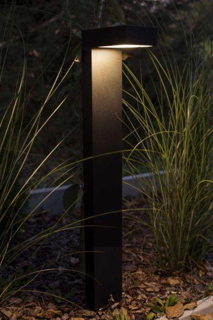 ogrodowa lampa led słupek