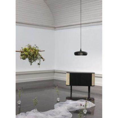skandynawska drewniana lampa wisząca