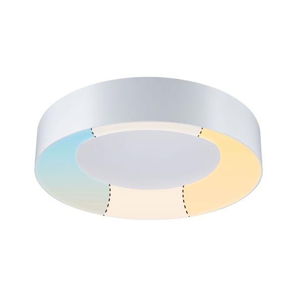 lampa sufitowa LED łazienkowa
