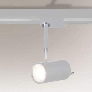 Reflektor sufitowy Fussa - biały, Profile Shilo