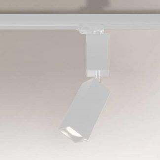 Reflektor sufitowy Shima - biały, kwadratowy, Profile Shilo