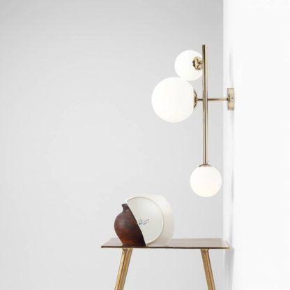 lampa sufitowa szklane klosze