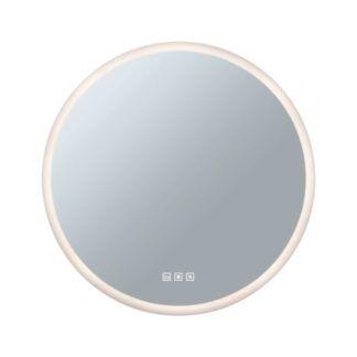 Lustro łazienkowe HomeSpa Mirra - LED, IP44, 3 kolory światła