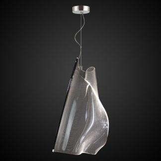 Lampa wisząca Cortina No.1 - akrylowy klosz