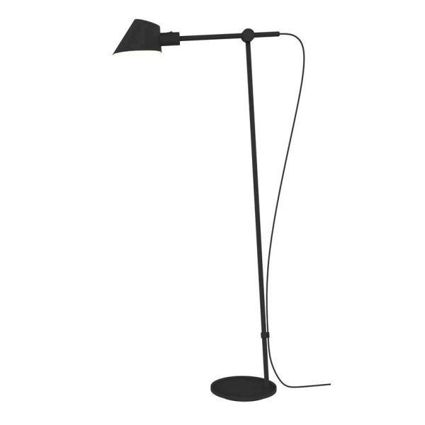nowoczesna lampa podłogowa do salonu