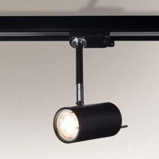 Reflektor sufitowy Fussa - czarny, Profile Shilo