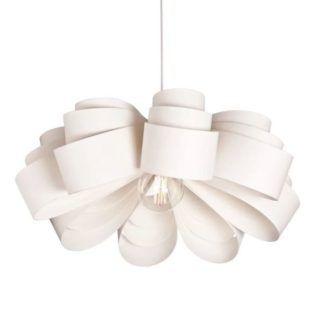 Lampa wisząca Fiora 70 - biały klosz