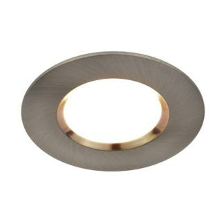 Srebrne oczko sufitowe Dorado - Smart Light, IP65