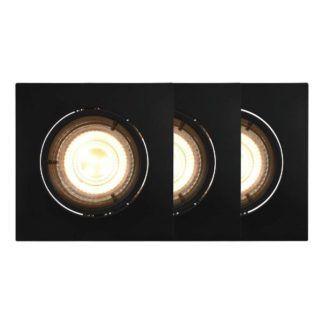 Zestaw oczek sufitowych Carina - 3szt, smart light