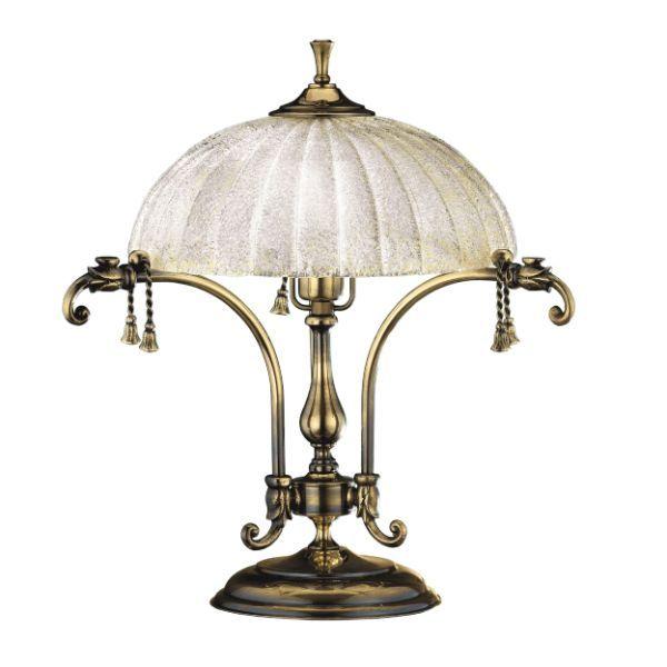 klasyczna lampa stołowa