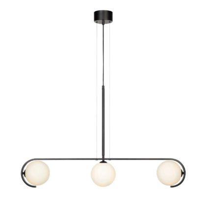 podłużna lampa nad stół