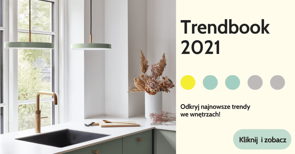 Trendbook Ardant 2021 - trendy we wnętrzach