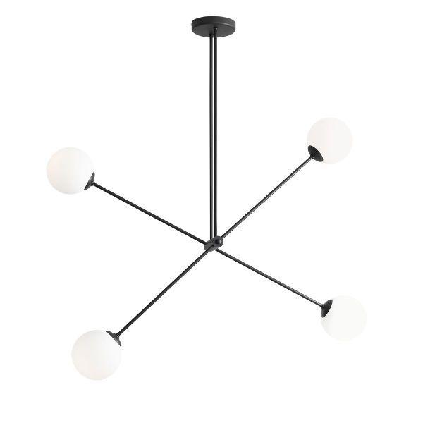 regulowana lampa wisząca do salonu