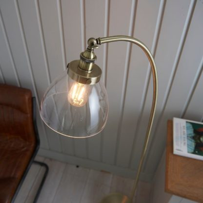 lampa podłogowa do gabinetu