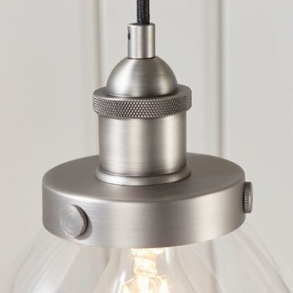 industrialna lampa do kuchni