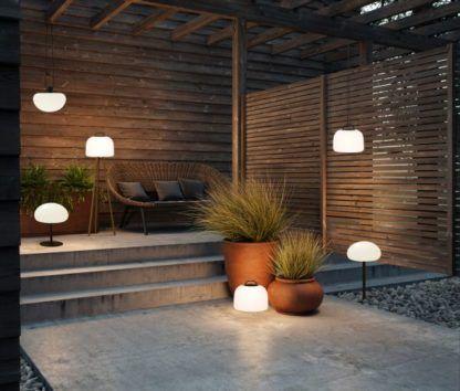 lampy mobilne na taras i na balkon
