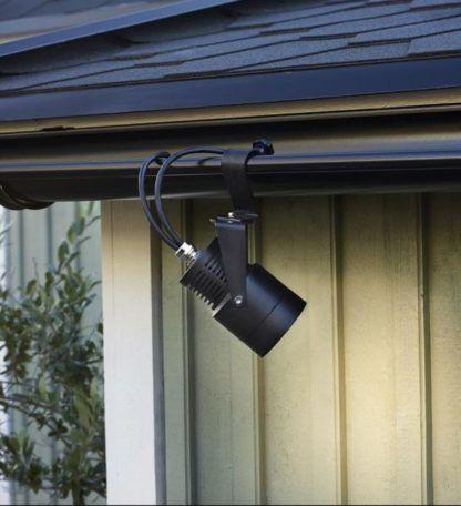 Reflektor ogrodowy Garden 24 - czarny, 6W LED, IP44