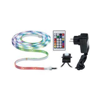 Zestaw FunctionWaterLED Digital Stripe - taśma led z zasilaczem, IP64/IP67, 4,8m