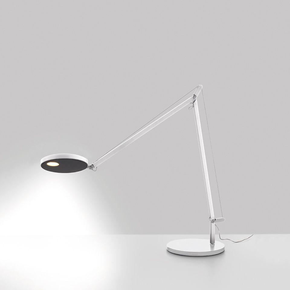 Nowoczesna lampa biurkowa Demetra Tavolo - ze ściemnianiem, regulowana